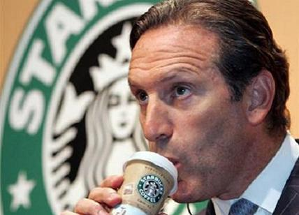 Starbucks Milano: 350 assunzioni Tanta Bergamo alla presentazione
