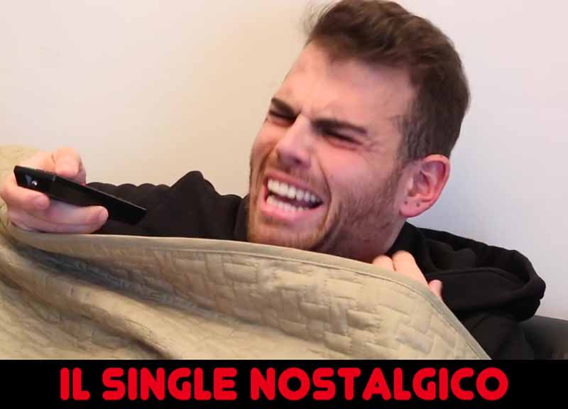 San Valentino, i 9 tipi di single