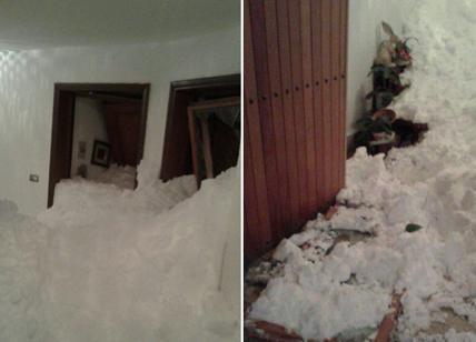 Sestriere: slavina travolge un condominio, evacuate sette famiglie