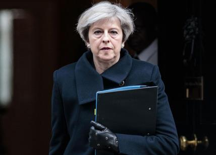 "Brexit, Theresa May: ""Libertà di movimento con l'Ue destinata a finire"""