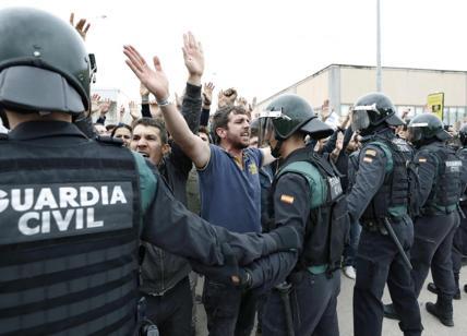 Referendum Catalogna: Presidente spagnolo nega il Referendum in diretta TV
