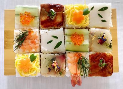 Sushi innovativo e ricercato la cucina giapponese sbarca all\u0027Infernetto