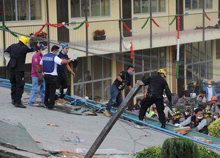Nuova forte scossa di terremoto in Messico: 6.2