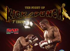 The Night of Kick and Punch 7, Giacobbe Fragomeni torna sul ring