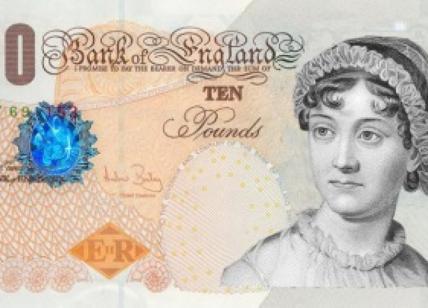 10 sterline della Austen