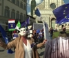 "Firenze, cittadini Gb contro Brexit: ""Please remain"" in Ue"