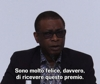 Star senegalese Youssou N'Dour riceve premio in Giappone