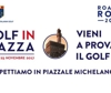 Golf, Road to Rome 2022: a Firenze il golf si gioca in piazza