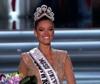 La Sudafricana Demi-Leigh Nel-Peters è Miss Universo 2017