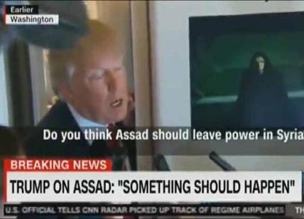 Trump e Abe, determinati contro Assad
