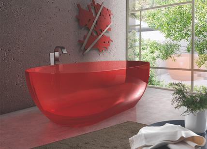 Vasca Da Bagno Rossa : Poggiatesta per vasca da bagno cuscino testa e cervicale per