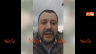 Stadio Roma, Salvini: perchè no?