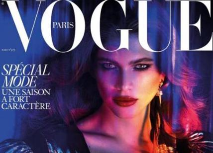 Valentina Sampaio, la prima modella trans sulla cover di Vogue