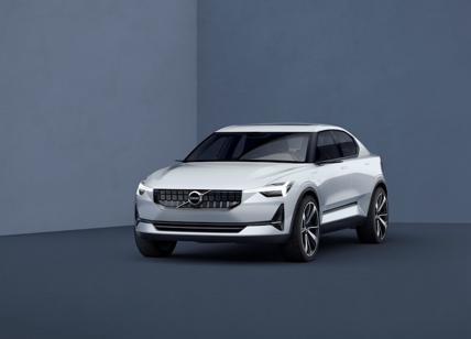 Volvo, solo auto elettriche dal 2019