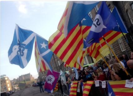 Il primo ottobre la Catalogna dichiarerà l'indipendenza