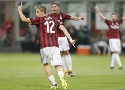 Seconda Maglia AC Milan ANDREA CONTI