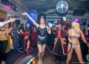 Vip, clown e paillettes: al Notorious il Circus Party di Claudia Arcara