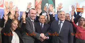 Berlusconi tajiani weber video