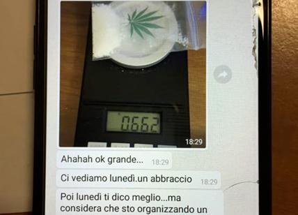 Capannelle, Carabinieri scoprono supermarket della droga: 3 arresti, sequestrate decine di dosi