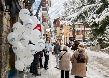Courmayeur, tornano i Black Saturday per chi ama lo shopping