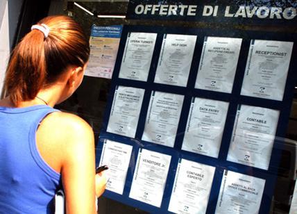 L'Istat: disoccupazione in calo (-1,6%) in Calabria