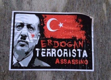 Il presidente turco Recep Tayyip Erdogan in visita a Roma, rischio contestazioni