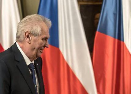 Seggi chiusi, Zeman confermato presidente