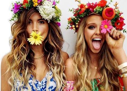 Gli Hippie tornano di moda i figli dei fiori invadono la Garbatella