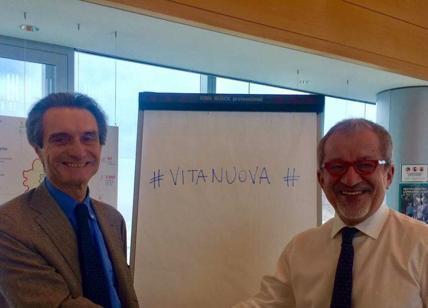 Fontana proclamato ufficialmente presidente della Lombardia