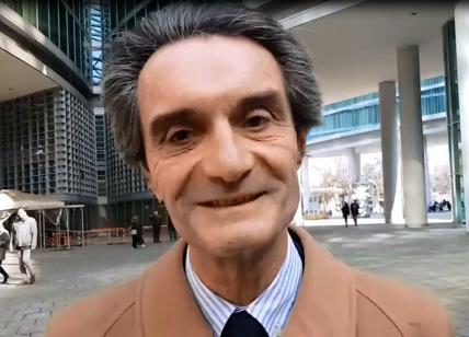 Fontana: 'La giunta è quasi pronta'