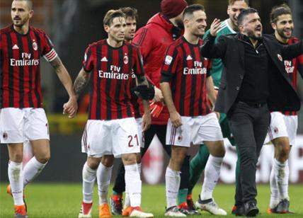 Lazio-Milan, Donnarumma: