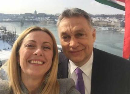 Meloni vede Orban, a odg migranti