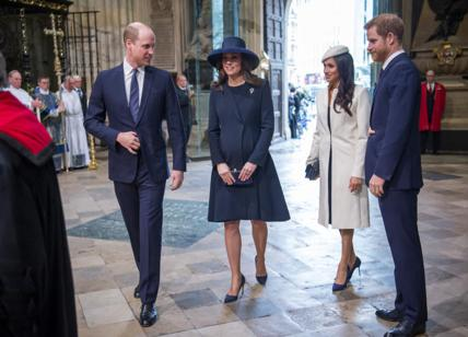 Meghan Markle batte Kate Middleton. Look da 10 e lode. FOTO-VIDEO