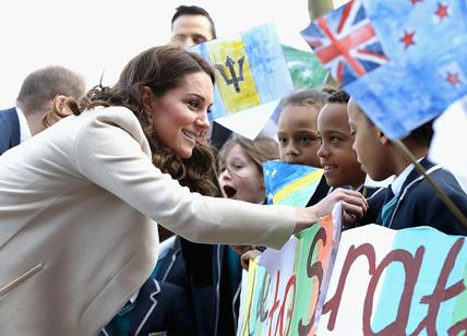 Kate Middleton rientrata a Londra. Royal baby: ci siamo. KATE MIDDLETON NEWS