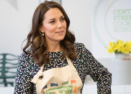 Kate Middleton, look primaverile per la duchessa di Cambridge