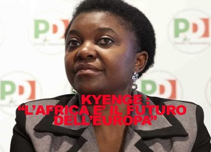 Elezioni 2018 torna Cécile Kyenge. Africa è il futuro dell'Europa. Il Pd trema