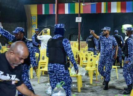 Maldive, stato di emergenza nel paradiso