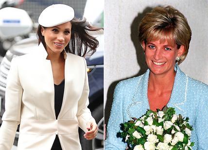 3072858fa27e Meghan Markle sposa  che omaggio a Diana per le nozze. MEGHAN MARKLE NEWS