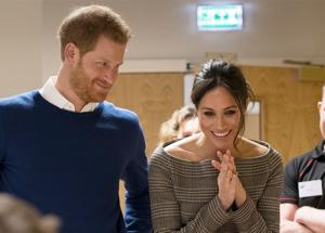 """Harry? Anche lui femminista"" Meghan Markle, bufera look"