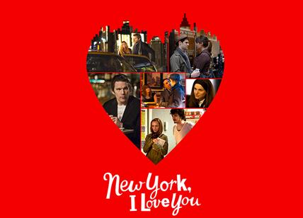 "San Valentino, film romantico in tv: ""New York, I Love You"" in prima assoluta"