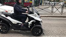 QOODER, lo scooter anti-buche