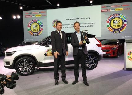 Salone di Ginevra: Volvo XC40 è Auto dell'anno