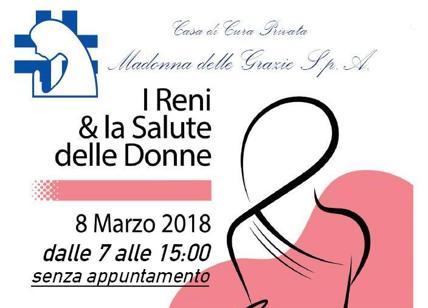Giornata Mondiale del Rene: all'ospedale di Ravenna l'iniziativa 'open doors'