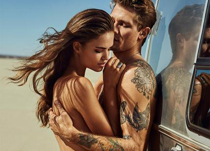 Replay, campagna sexy per la primavera estate 2018