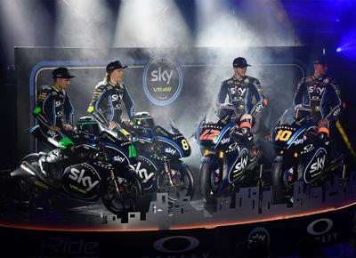 SKY RACING TEAM VR46 ape 2