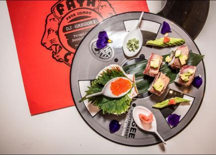 Food Milano SoSushi\u0026Sound, quando il sushi incontra la musica