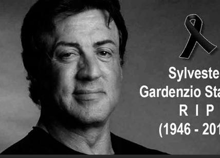 Morto Sylvester Gardenzio Stallone: è una fake news