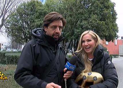Federica Paniccucci contro Francesco Vecchi dietro le quinte di Mattino 5