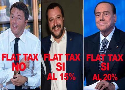 Elezioni 2018 flat tax I segreti della tassa che spacca l'Italia