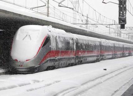 Emergenza gelo, in funzione l'80% dei treni dell'alta velocità